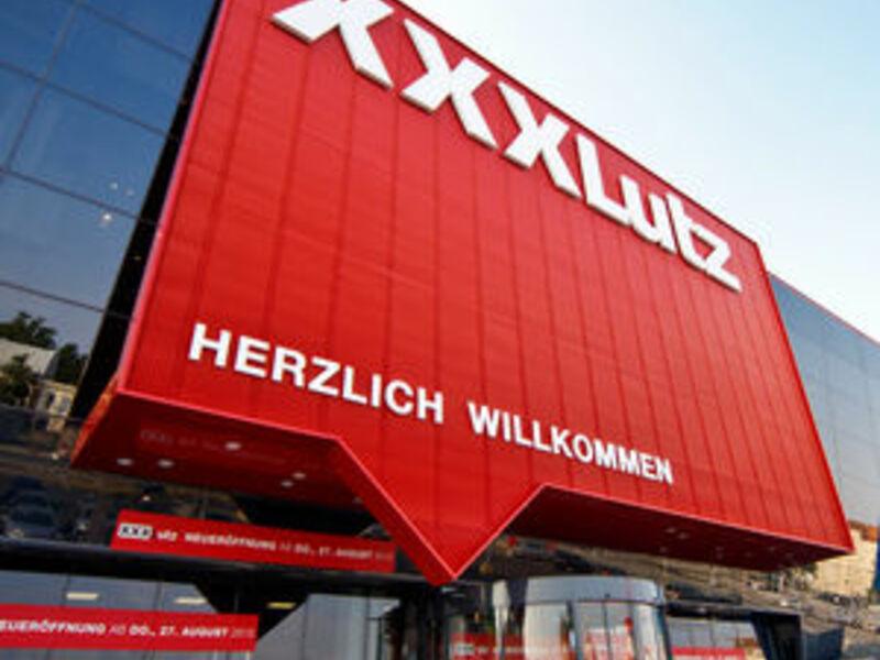 Xxxlutz Eröffnet Neu Am Standort In Wien 3